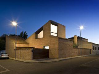 daniel rojas berzosa. arquitecto Casas mediterrâneas