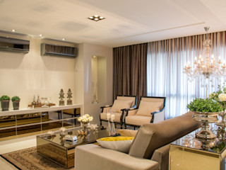 Michele Moncks Arquitetura Salones clásicos