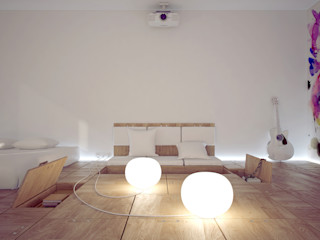 YOUR PROJECT Living room