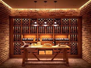 ARTteam Wine cellar