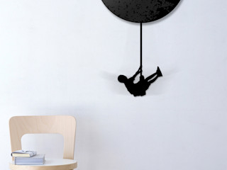 fountain studio HouseholdAccessories & decoration Wood Black