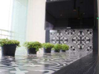 Padoveze Interiores Modern Terrace