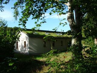 Hemp Cottage Rachel Bevan Architects Casas rurales