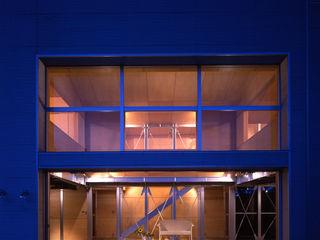 Guen BERTHEAU-SUZUKI Co.,Ltd. Modern Houses