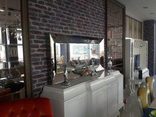 Mehtap Cam ve Ayna Ürünleri ВітальняАксесуари та прикраси