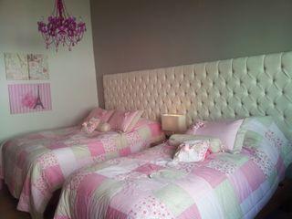 Paola Hernandez Studio Comfort Design Modern style bedroom