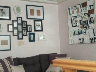 Paola Hernandez Studio Comfort Design Modern living room