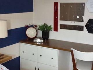 Paola Hernandez Studio Comfort Design Modern study/office
