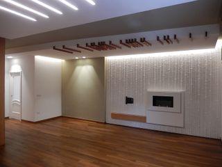Nicola Sacco Architetto Salones de estilo moderno