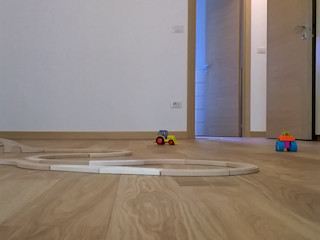 Nicola Sacco Architetto Dormitorios de estilo moderno