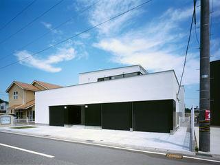 関建築設計室 / SEKI ARCHITECTURE & DESIGN ROOM Casas modernas