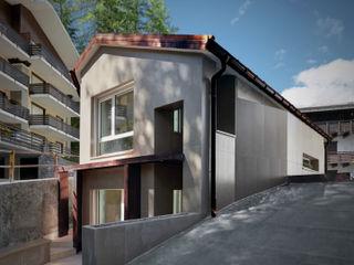 Casa RG es-arch Case moderne