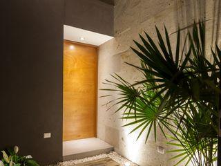 LGZ Taller de arquitectura Modern Pencere & Kapılar Ahşap Ahşap rengi