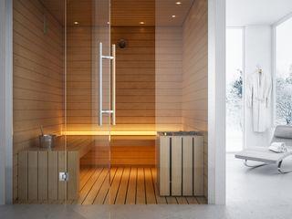 Sauna Finlandese ki life Wellness Operator SpaAccessori per Piscina & Spa Legno massello