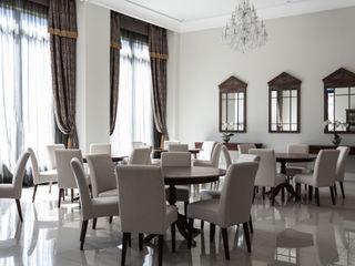 Bender Arquitetura Salle à manger classique