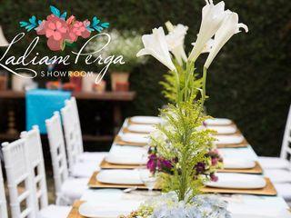 LADIANE PERGA Rustic style garden Purple/Violet