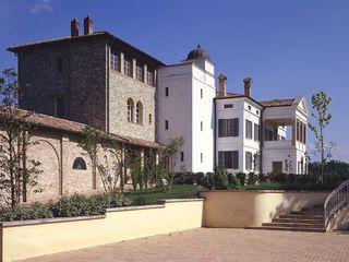 Andrea Pacciani Architetto Casas de estilo clásico Blanco