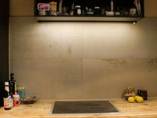 Birgit Glatzel Architektin Eclectic style kitchen Grey
