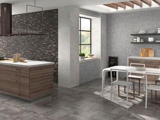 SANCHIS Modern kitchen Tiles Multicolored