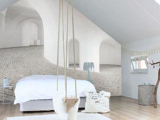 Creativespace Sartoria Murale Walls & flooringWallpaper Paper White