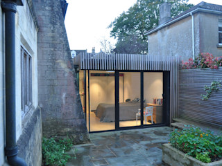 Gospel Hall Designscape Architects Ltd Спальня