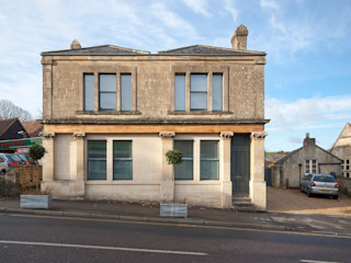 Hardy House Designscape Architects Ltd Будинки
