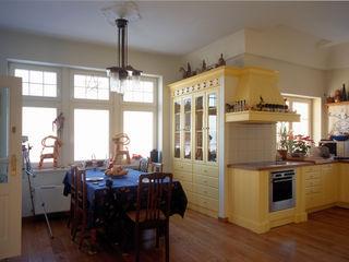 Grafick sp. z o. o. Kitchen Wood Yellow