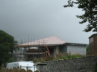 Luxulyan Building With Frames Modern Houses Wood