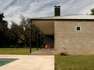IR arquitectura Casas modernas Calcário Cinzento