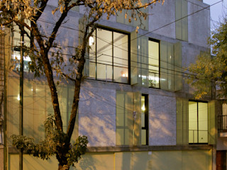 IR arquitectura Casas modernas Metal Verde