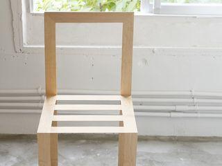 ディンプル建築設計事務所 ArteAltri oggetti d'arte Legno massello Effetto legno