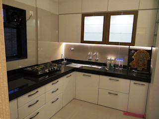 Nuvo Designs KitchenCabinets & shelves
