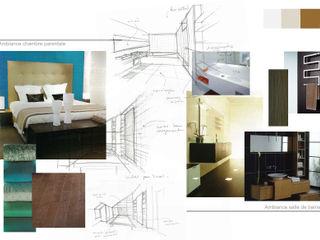 Kauri Architecture Moderne slaapkamers