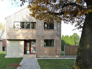 VS Volker Schmidt Architekten Modern Houses