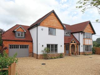 Guildford House C7 architects 現代房屋設計點子、靈感 & 圖片