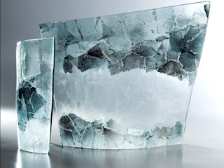 Sculptural Curves Michelle Keeling Glass アートその他アート作品