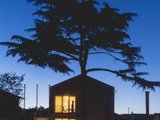 a caixa negra Maisons modernes