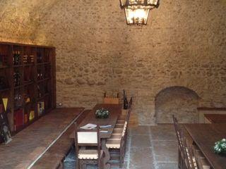 Studio Feiffer & Raimondi Rustic style wine cellar