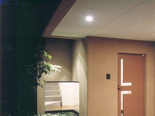 株式会社 高井義和建築設計事務所 Asyatik Koridor, Hol & Merdivenler