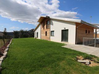 marco carlini architetto Moderne huizen