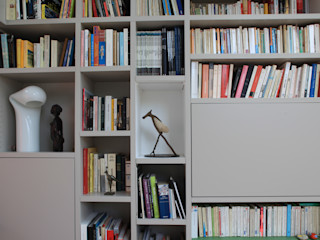 Bertin Bichet Modern Living Room Grey