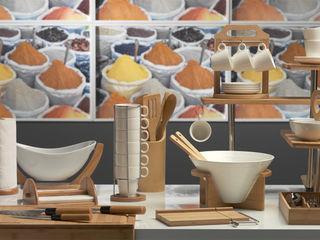 DeBORLA KitchenKitchen utensils Bamboo