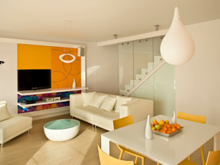 Jeżewska & Zakrawacz Modern Dining Room