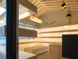 Estudio TYL Offices & stores Wood