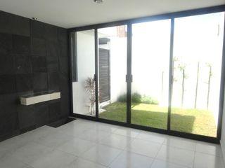 CONSTRUCTORA ARQOCE Living roomAccessories & decoration Stone Grey