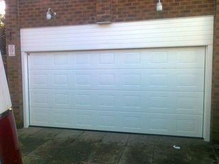 CBL Garage Doors Windows & doors Doors White
