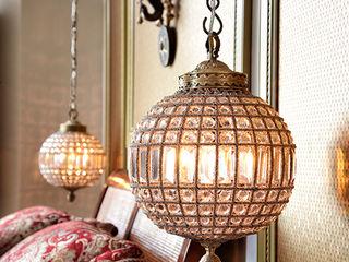 ANNA DUVAL Спальня в классическом стиле Янтарный / Золотой