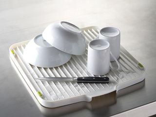 Enjoyme KücheAufbewahrung und Lagerung Gummi Weiß