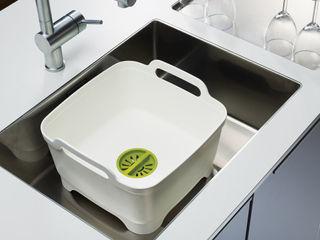 Enjoyme KücheAufbewahrung und Lagerung Plastik Weiß