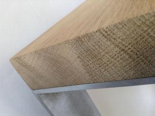 Studio OPEN DESIGN Living roomLighting Solid Wood